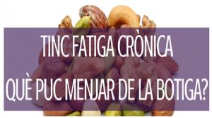 COMBATRE FATIGA CRÒNICA