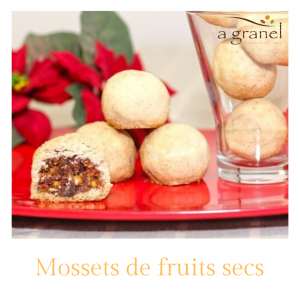 MOSSETS DE FRUITS SECS
